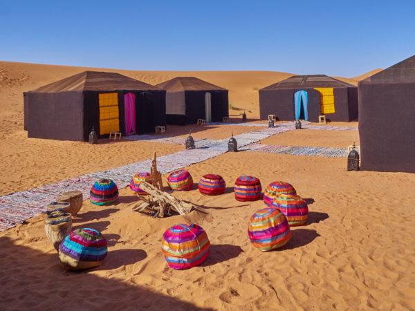 Excursión en 4x4 al Sahara, Marruecos