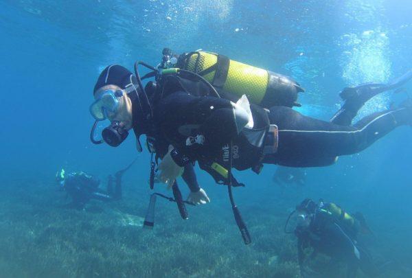 Curso Buceo Open Water Diver en Gran Canaria, España