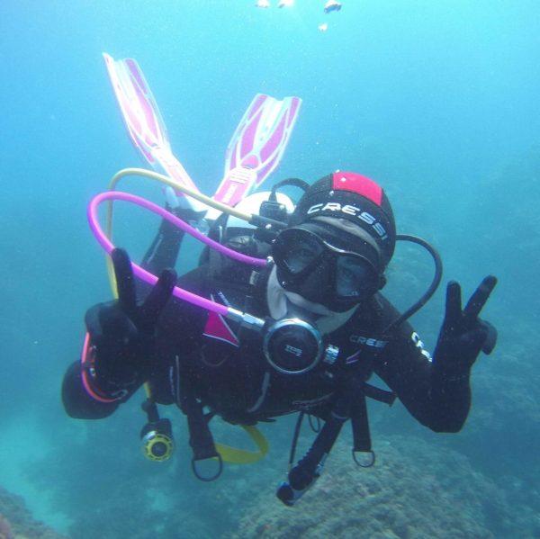 Curso buceo PADI Open Water Diver La Herradura, Granada, España