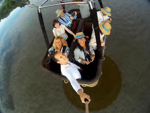 Tour en globo y paseo en barco, Sevilla, España