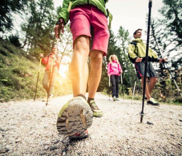 Curso de introducción Nordic Walking en Madrid, España