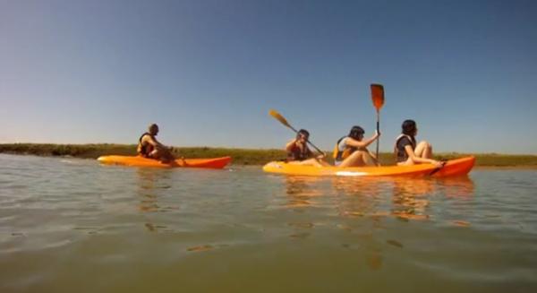 Kayak, Las Redes, Cádiz, España