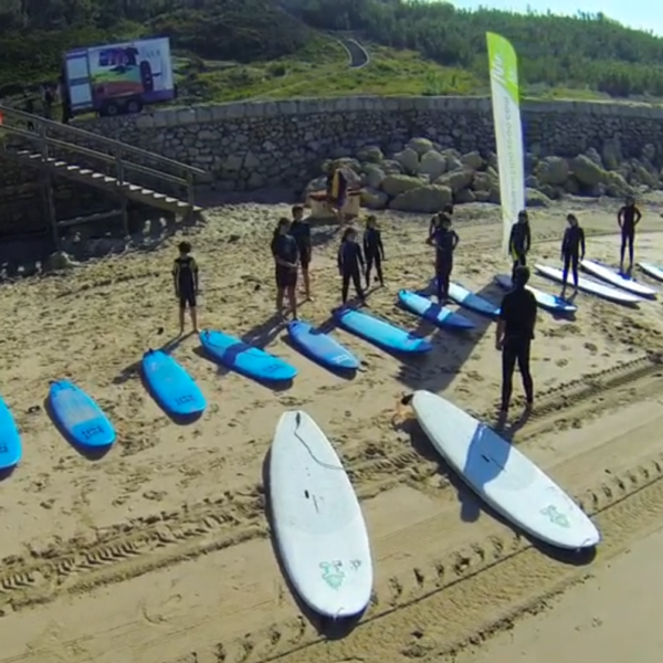 Surf en Las Redes, Cádiz, España