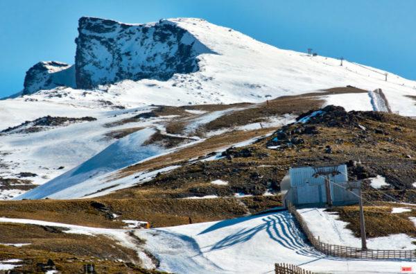 Curso de alpinismo en El Mulhacén, Sierra Nevada