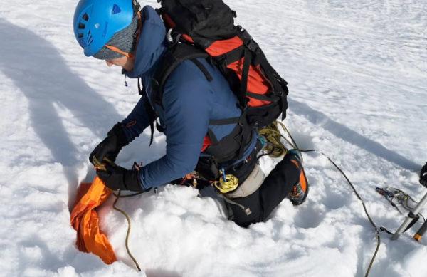 Curso de alpinismo avanzado nivel 2, en Madrid, España