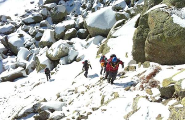 Montañismo en el Monte Almanzor, Sierra de Gredos, Ávila