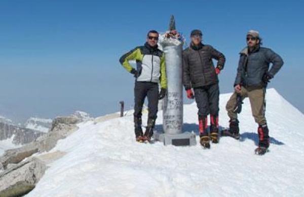 Montañismo en el Monte Aneto, Pirineo Aragonés