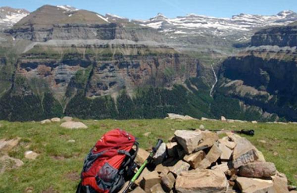 Montañismo en el Monte Perdido, Pirineo Aragonés