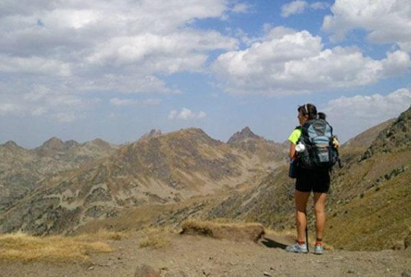 Senderismo y trekking en los Montes de Andorra