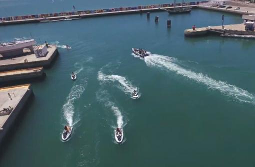 Alquiler motos de agua 30 minutos, Cádiz