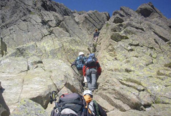 Trekking en el Pico Midi D´Ossau, Pirineo Atlántico