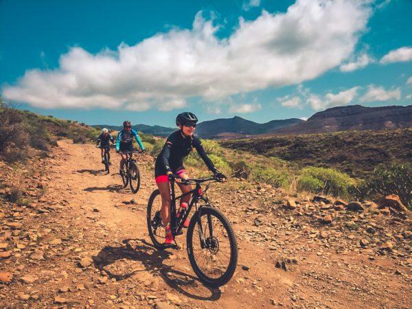 Mountain Bike, Gran Canaria, España