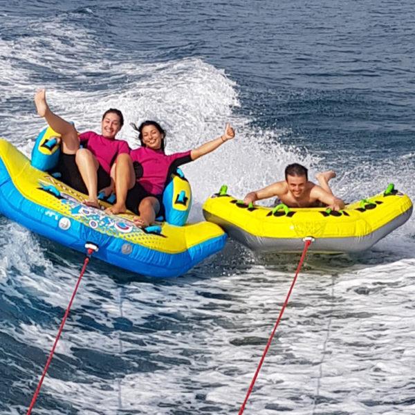 Banana boat, Murcia, España