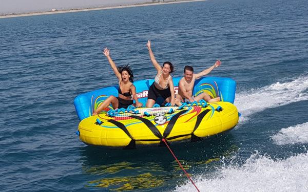 Banana boat, Alicante, España