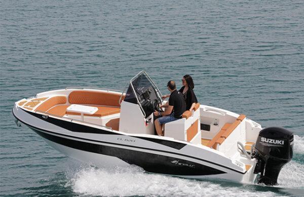 Alquiler de barco con licencia 8 horas, Alicante, España