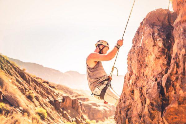 Escalada principiantes, Gran Canaria, España