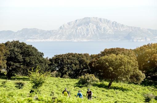 Ruta E-Biking en Tarifa