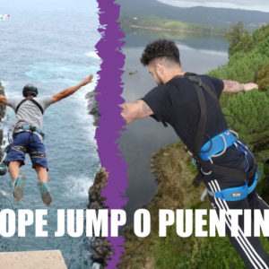 PUENTING O ROPE JUMP